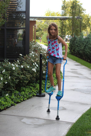Maverick Stilts For Ages 5 to 9