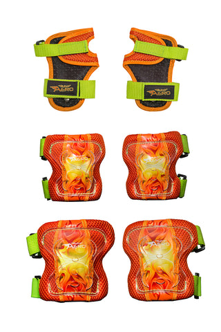 Flybar Aero Protective Safety Gear Set - Multi Sport Protection