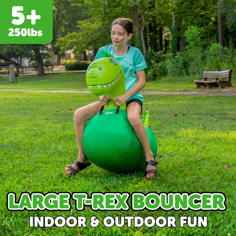 Waddle Large Inflatable Hopper, Ages 5 & Up