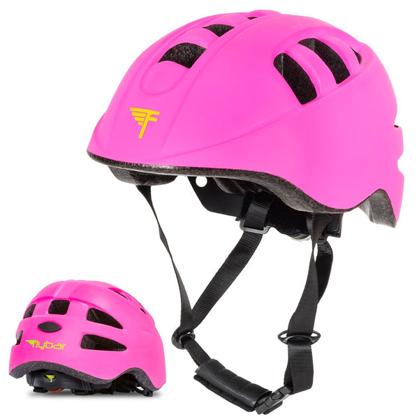 Flybar Junior Sports Helmet Pink
