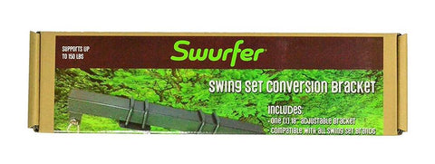 Swingset Conversion Bracket- Brown
