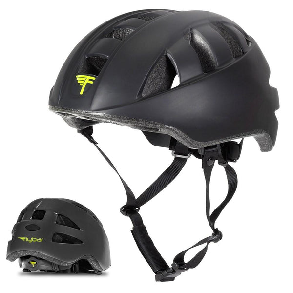 Flybar Junior Sports Helmet Black