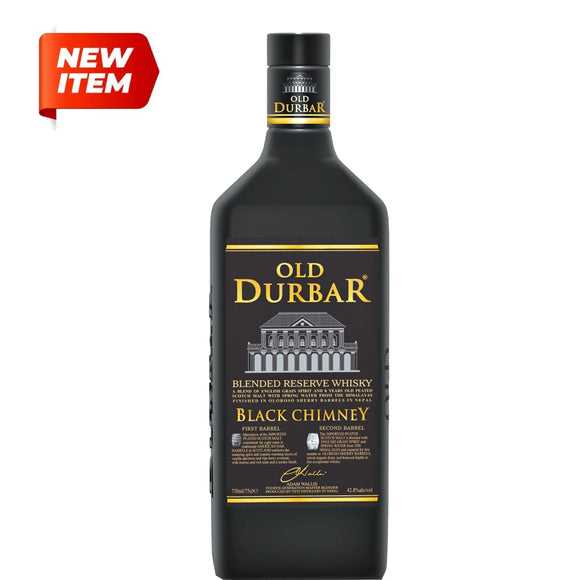 Old Durbar Black Chimney | 750ml