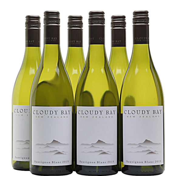 2019 Cloudy Bay Sauvignon Blanc | 6 X 750 ml