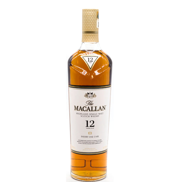 Macallan 12 Years Sherry Oak | 700 ml