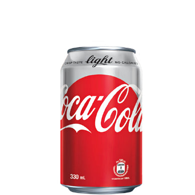 Coca-Cola Light | 24 X 330ml