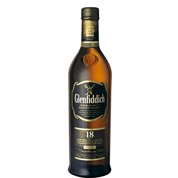 Glenfiddich 18 Years | 700 ml
