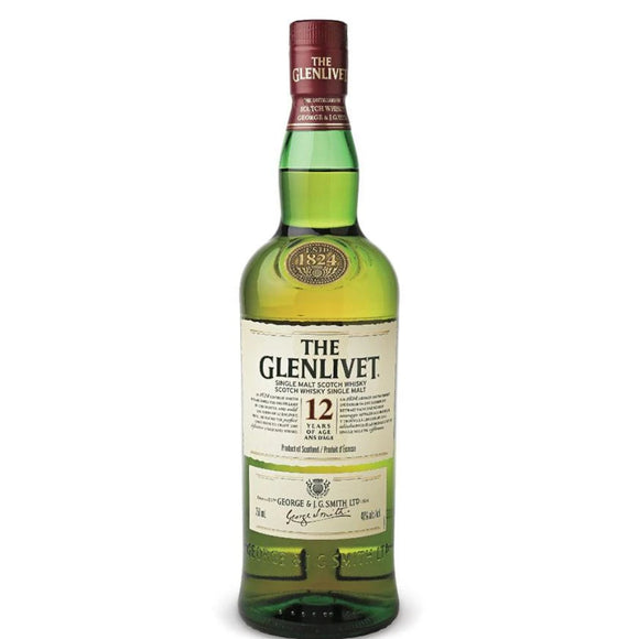 Glenlivet 12 Years | 700 ml