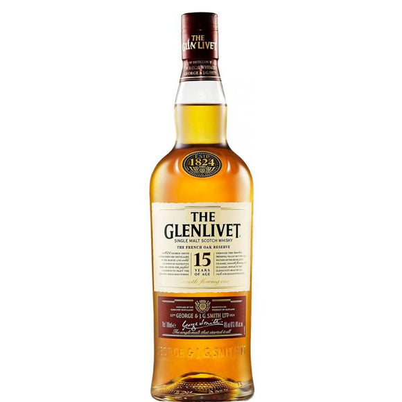 Glenlivet 15 Years | 700 ml