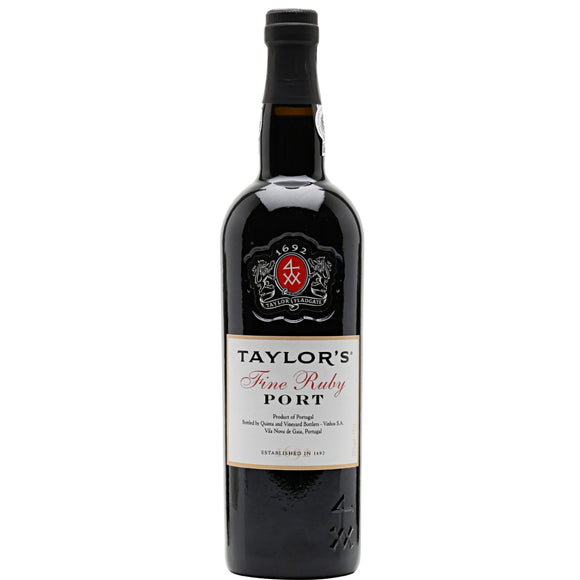 Taylors Fine Ruby Port | 750 ml