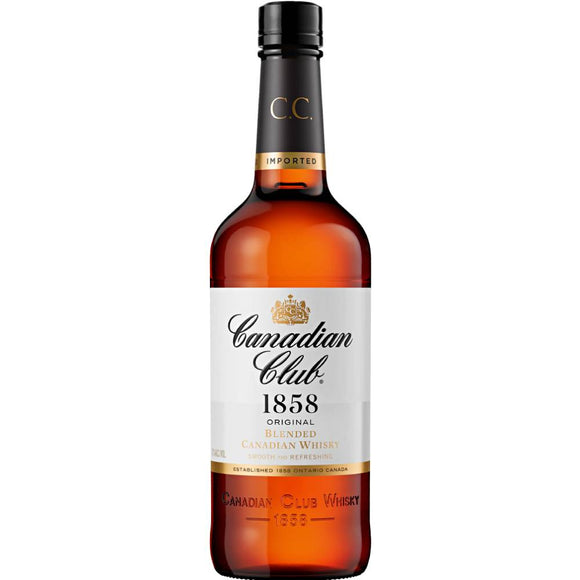 Canadian Club | 1 Litre