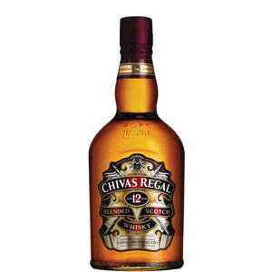 Chivas Regal 12 Years | 700 ml