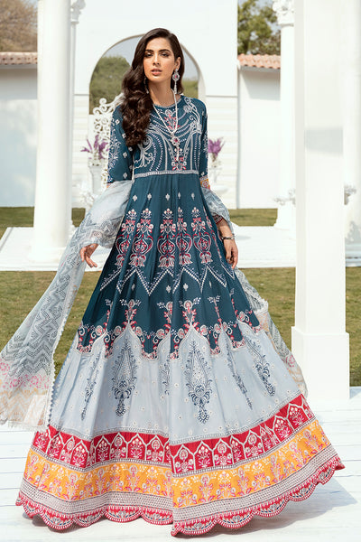 Emaan Adeel Midnight Blossom Vogue Eid Lawn