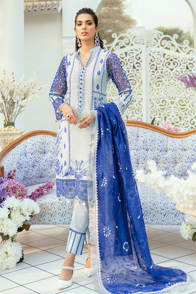 Emaan Adeel Frosty Grace Vogue Eid Lawn