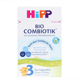 HiPP Stage 3 Organic Combiotic Formula (600g) - German ( Renewed )