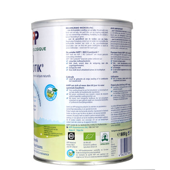 HiPP Stage 1 Combiotic Follow-on Infant Milk Formula (800g)- Dutch