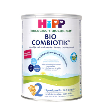 HiPP Stage 2 Combiotic Follow-on Infant Milk Formula (800g)- Dutch
