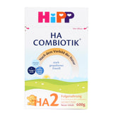 HIPP Hypoallergenic (HA) combiotik HA2 milk powder (600g)- German