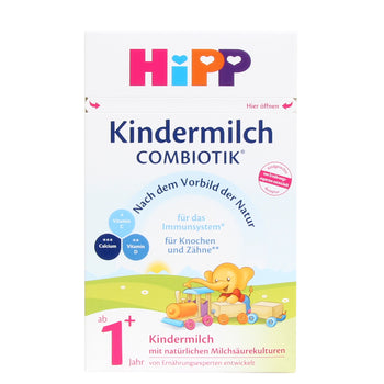 HiPP 1+ Years Combiotic Kindermilch (Toddler Milk) Formula (600g)- German ( Renewed )