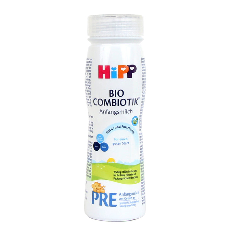 Hipp combiotik PRE Liquid milk - 200ml ( Expiration Date : 4/24l /2021 )