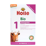 Holle Cow Milk Stage 1 Organic Formula +DHA (400g)