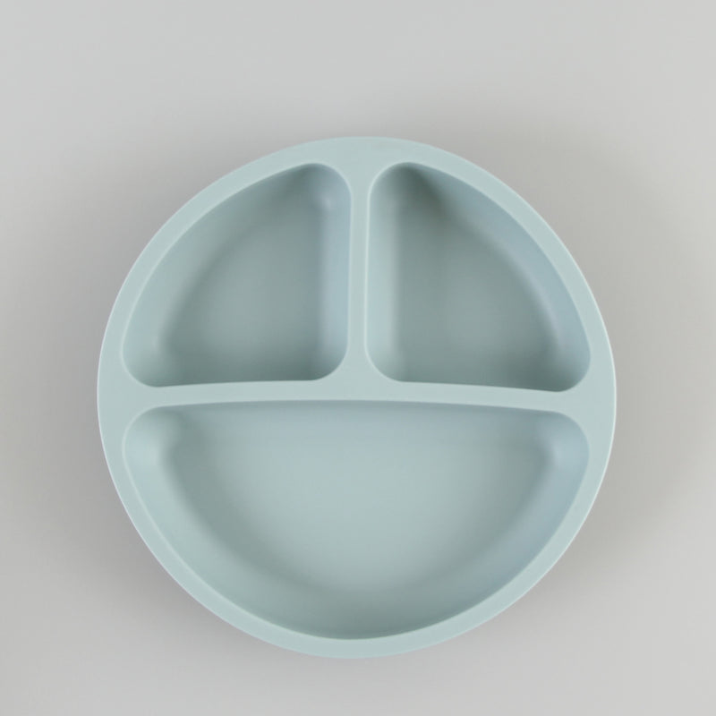 Silicone Divided Suction Plate (Ether)