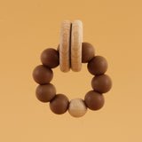 Silicone Sensory Teething Bracelet with Chewable Beads (Burtwood)