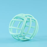 Teething Ring Tactile Sensory Silicon Ball (Green)