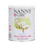 Nanny Care Formula First Infant Goat Milk Stage 1 (400g)- UK