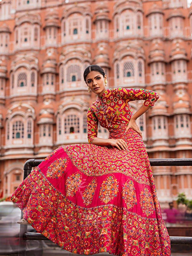 Why are Anarkali Suits a Hot Favorite Online?