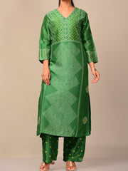 Kurtas, Kurta Sets, Kurta, Bandhani, Bandhej, Suits, Suit Set, Light Wear, Casual Wear, Daily Wear,