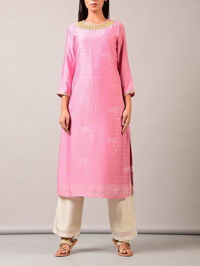 Kurti, Kurta, Suit, Suit set, Zari, Handloom, Embroidered, Party wear, Silk, Casual wear
