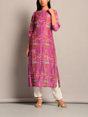 Kurti, Kurtis, Short Kurti, Tunic, Cotton, Printed, Chanderi, Regular Wear, Casual Wear