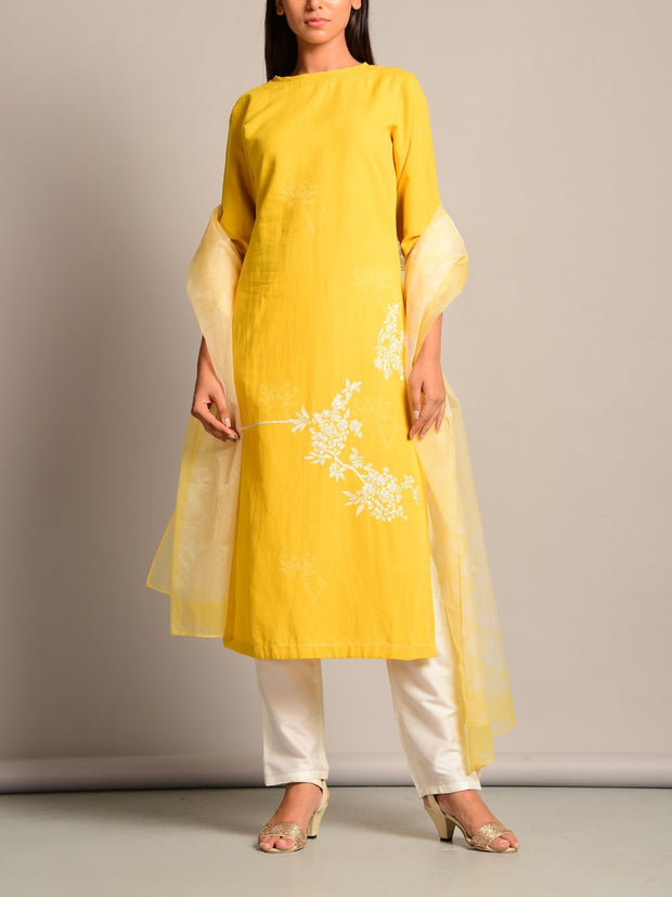 Kurta, Kurti, Kurta Set, Printed, Cotton, Silk, Regular Wear, Casual Wear, Work Wear