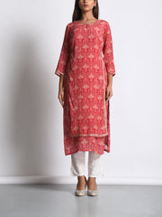 Kurti, Kurtis, Light weight, Geiorgette crepe, Crepe,  Printed, Traditional wear, Traditional outfit, Traditional, MTO, DD28