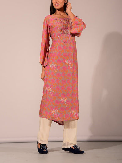 Print Highlighted Kurti