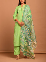 Suit, Suits, Suit set, Printed, Silk, Cotton, Patola, Party wear, Light weight, Silk Kurti, Kurta set