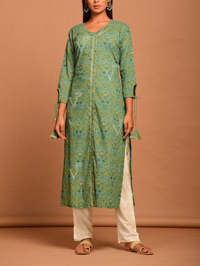 Kurti, Kurtis, Block printed, Printed, Jaipuri, Rajasthani, Sanganeri, Light weight, Casual wear, Regular wear, Silk Cotton, Silk Kurti, Cotton Kurti
