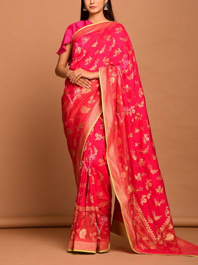 Saree, Sarees, Silk, Handloom, Weaving, Party wear, Designer wear, Heavy, Modal, Traditional, Traditioanl wear, Traditional outfit
