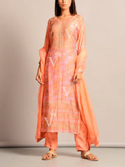 Suit, Suti Set, Suits, Pastel, Traditional, Traditional Wear, Light Weight, Silk, Festive Wear, Silk Suit, Festive Wear