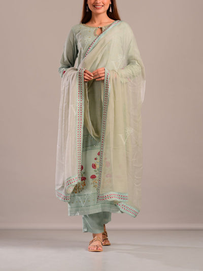 Suit, Suit set, Kurti, Kurta, Traditional, Traditional wear, Traditional outfit, Ethnic wear, Cotton, Silk, Chiffon, Regular wear
