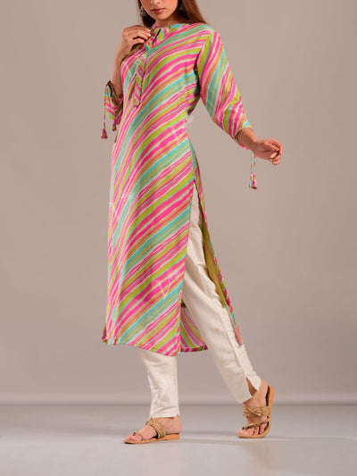 Kurta, Kurti, Cotton, Silk, Traditional wear, Traditional outfit, Festive wear, Ethnic wear, Highlighted, Regular wear