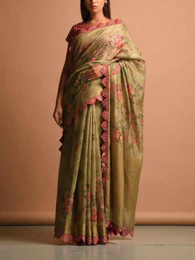Saree, Sarees, Silk saree, Weaving saree, Party wear, Printed, Traditional, Traditional wear, Traditional outfit, Silk sarees, DD00