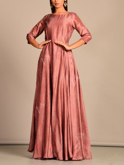 Anarkali, Anarkalis, Gown, Gowns, Printed, Light weight, Traditional wear, Traditional outfit, Casual wear, Regular wear