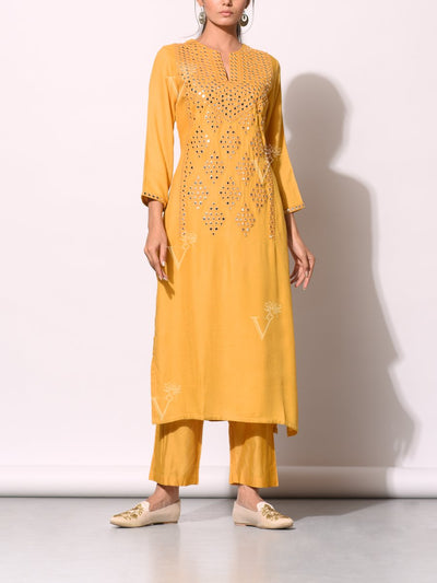 Kurti, Kurta, Traditional, Traditional outfit, Traditional wear, Festive wear, Mirrorowork, Embroidered, Embroidery