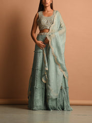 Lehenga, Lehanga, Lehenga set, Lahanga, Embellished, Jacket, Party wear, Designer wear, Evening wear, Party wear, DD00, _label_NEW, DD00, _label_NEW