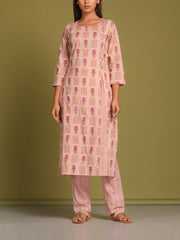 Kurta, Kurta set, Kurtis, Cotton, Traditional wear, Traditional outfit, Traditional, Light weight, Regular wear, Casual wear, DD14, MTO, U1