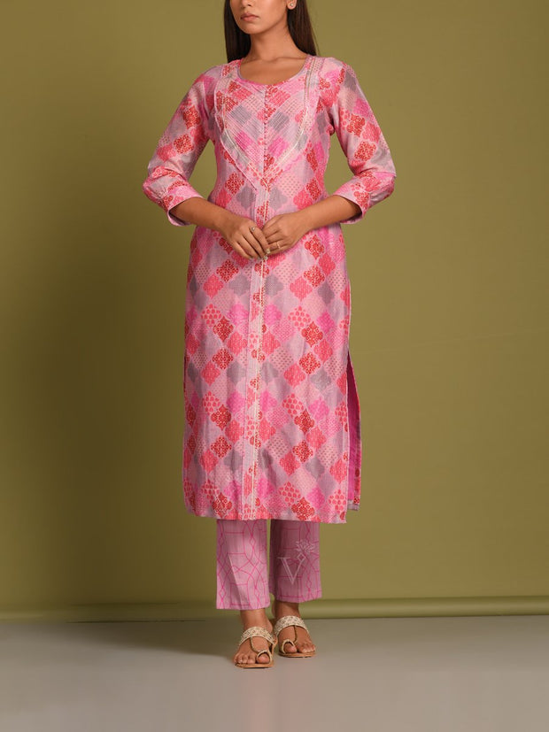 Suit, Suit set, Traditional, Traditional wear, Traditional outfit, Casual wear, Regular wear, Printed, DD14, MTO, U1