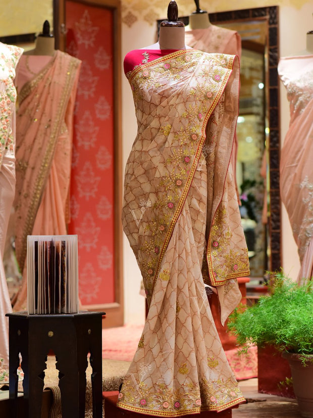 traditional wear, sarees, saree, gotta patti, jaipuri, handloom, dropship