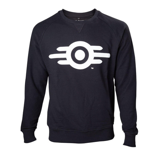 Fallout Sweater Black-Apparel-Bens Toy Chest Ltd